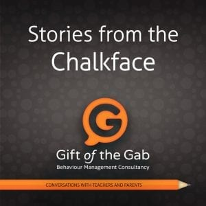 Stories from the Chalkface Podcast - Gift of the Gab - Gabby Mead
